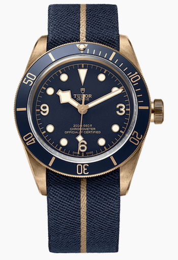 Tudor Black Bay Bronze - new watch alert