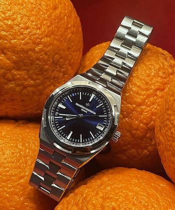 Vacheron Constantin Overseas - first good watch