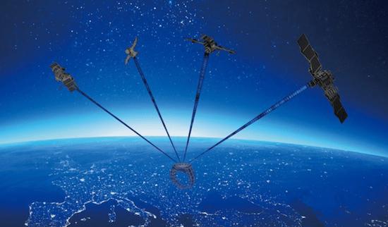 When satellites attack