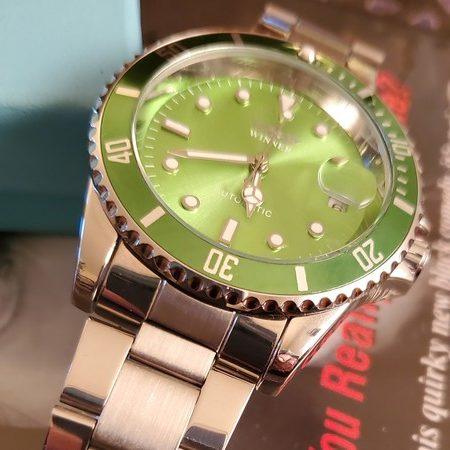 Winner Automatic Watch Review spizzarkling