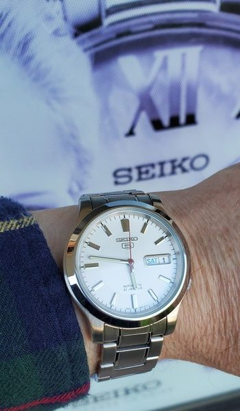 Seiko SNK789K1