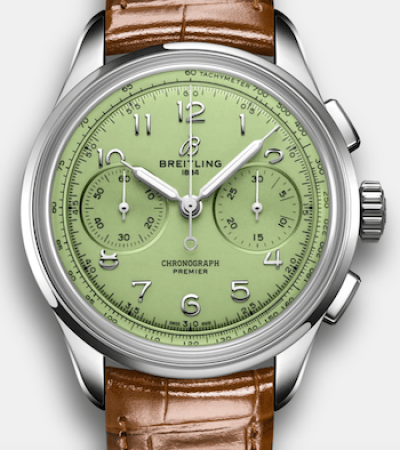 Breitling Premier Heritage Chronographs - B09