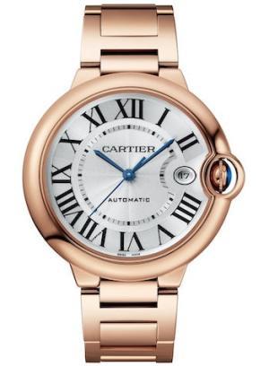 Gold watches - Ballon Bleu de Cartier
