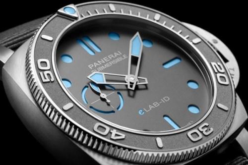 Panerai Submersible eLAB-ID glamor shot