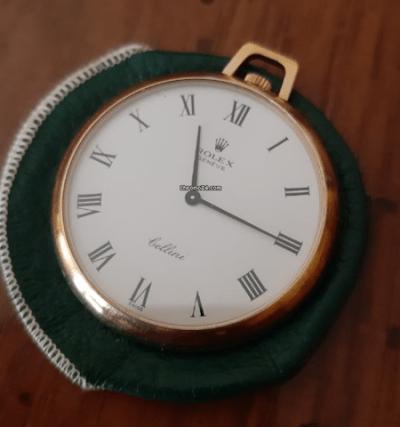 Rolex Cellini Pocket Watch