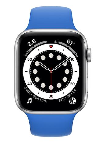 Apple Watch default face