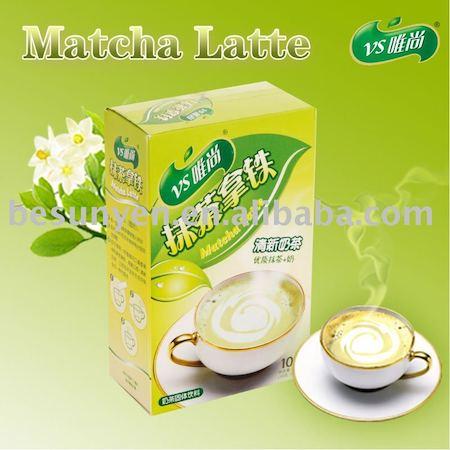 Chinese green milk
