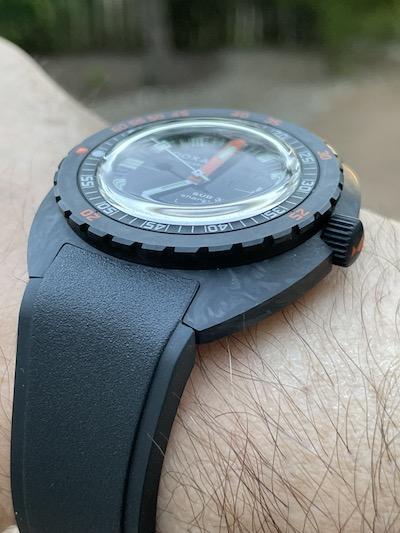 DOXA Big watch