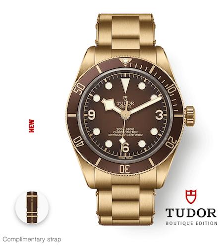 Tudor Black Bay 58 Bronze