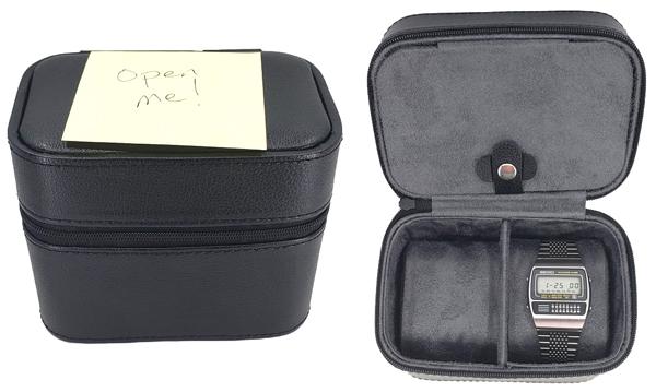 Seiko C359-5000 surprise gift
