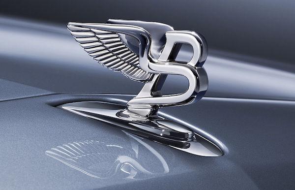 Co-branded watches - Bentley logo