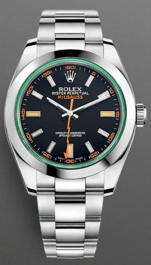Rolex Milgauss has new watch heritage