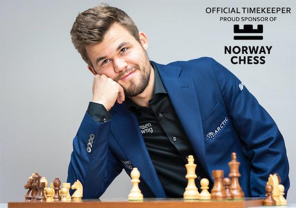 Von Doren Watches - Magnus Carlsen