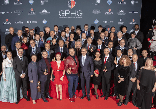 GPHG 2021 last year's winners