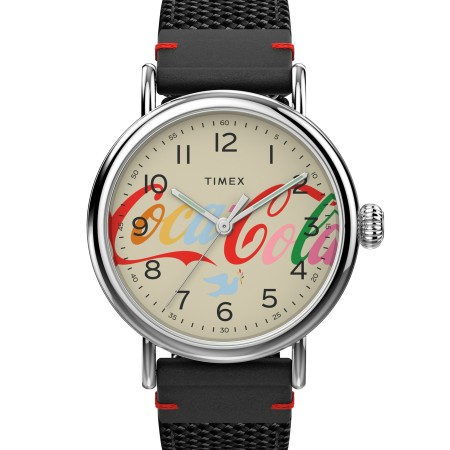 Timex x Coca-Cola on band