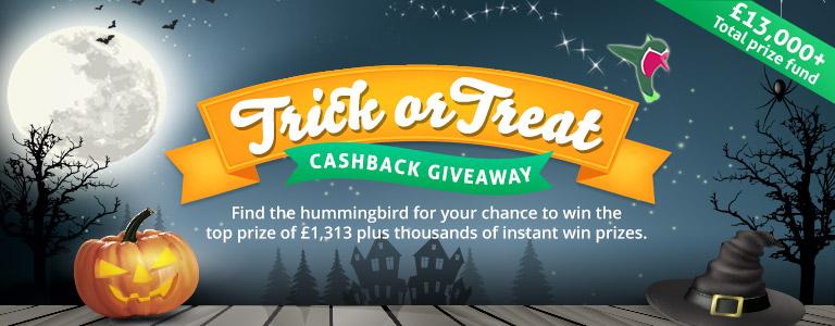 Topcashback xmas treats giveaway