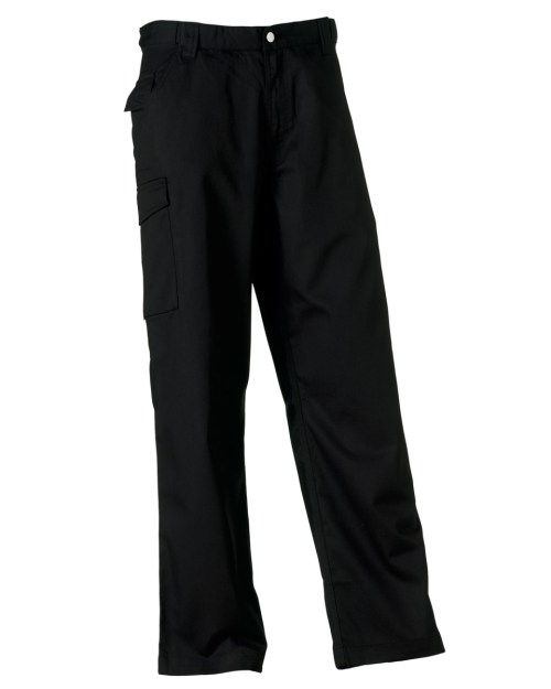 Russell Polycotton Twill Trousers (Reg)
