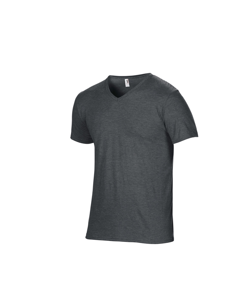 Anvil Adult Tri-Blend V-Neck Tee