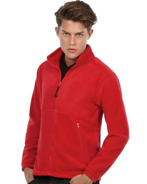 B and C Icewalker+ Unisex Lightweight Full Zip Micro Fleece