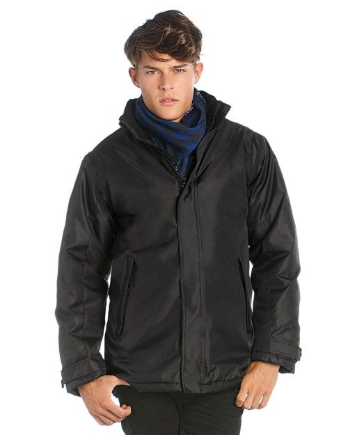 B and C Men's Real+ Jacket