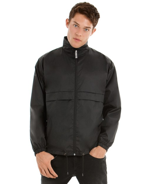 B and C Men's Sirocco Lightweight Jacket