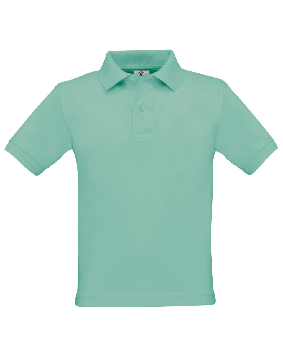 B and C Kid's Safran Polo Shirt