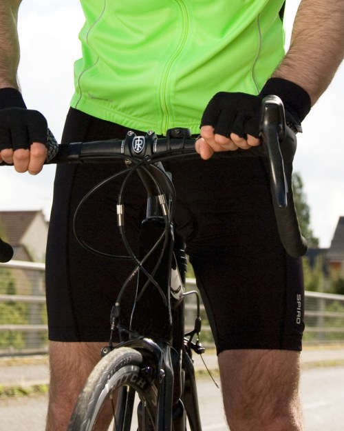Spiro Men's Padded Bike Shorts