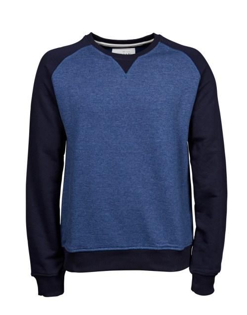 Tee Jays Men's Urban Two-Tone Sweat