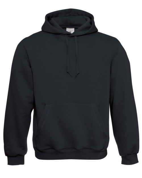 B and C Hooded Sweatshirt