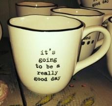 cute coffee mug...