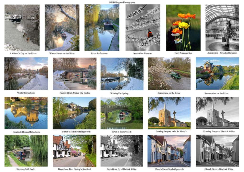 Images of Sawbridgeworth by Gill Billington