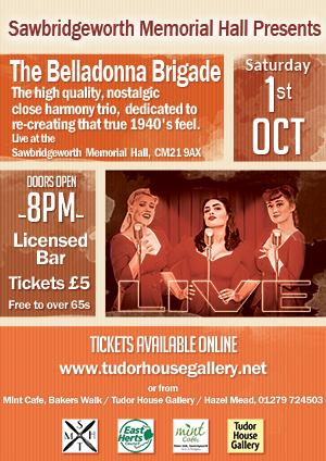 The Belladonna Brigade