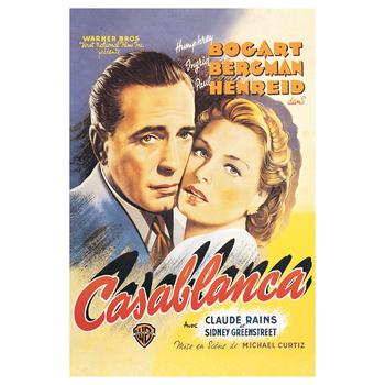 Casablanca (Valentines Classic)
