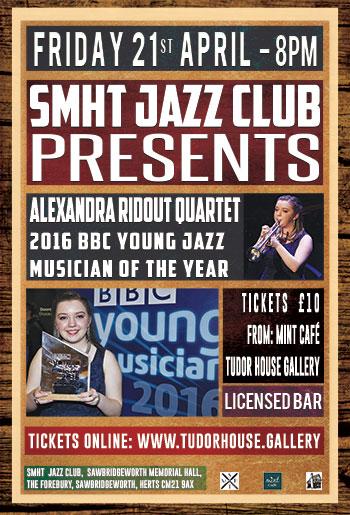 Alexandra Ridout - Jazz Standards