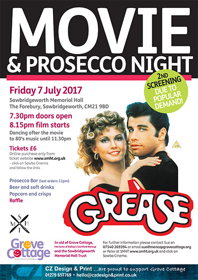 Grease 7th July