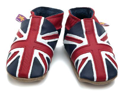 Janet Middleton - Handmade Baby Shoes
