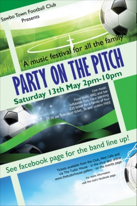 Sawbo Town Football Club Presents