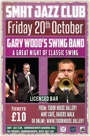 Gary Wood's Swing band