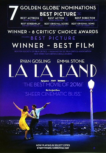 Sawbo Cinema Presents: La La Land