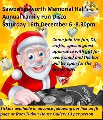 Annual Family Fun Disco