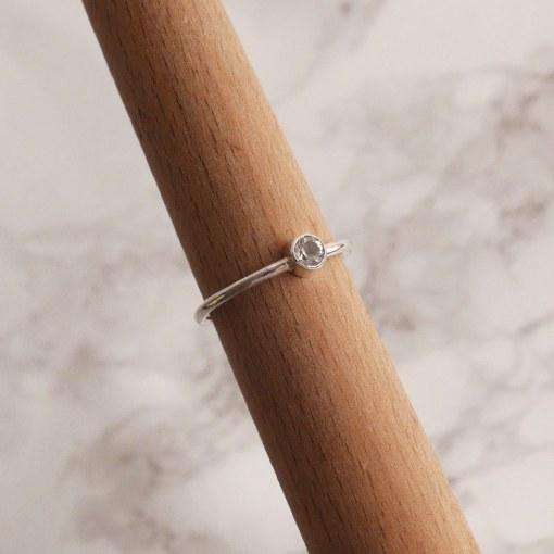 Swarovski Gemstone Ring