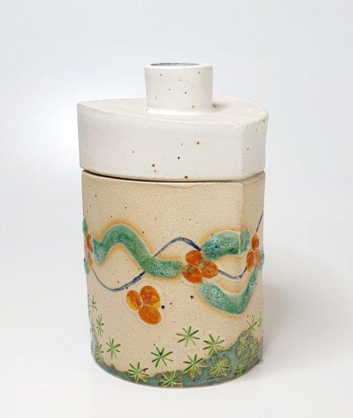 Tin Coast Large Jar