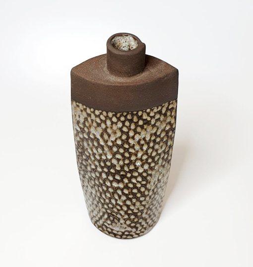 Fish Scale Bud Vase