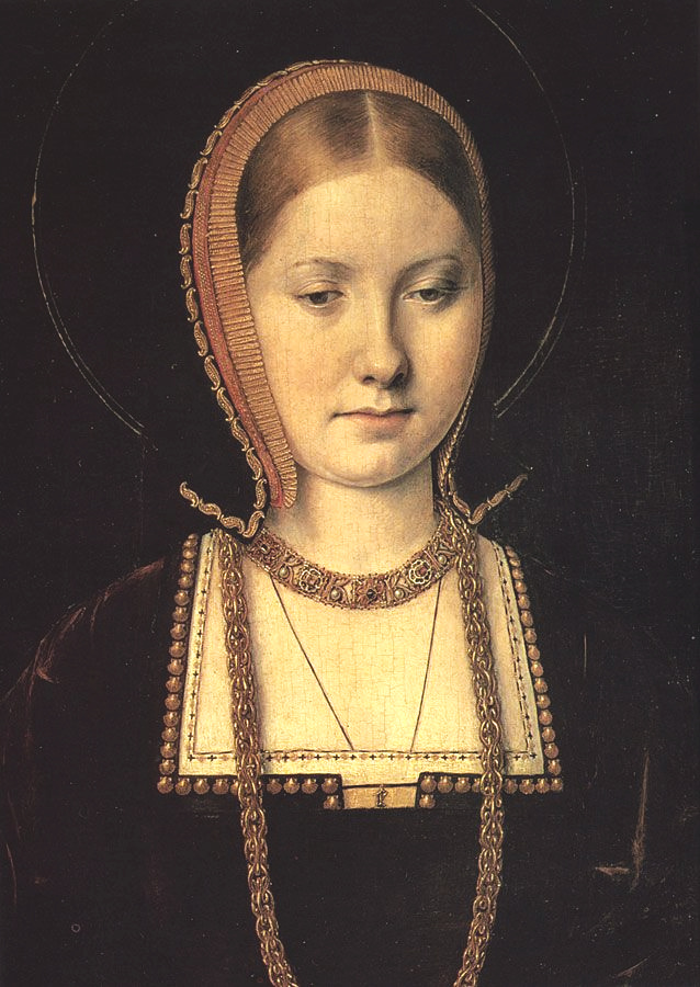 Portrait of Katherine of Aragon