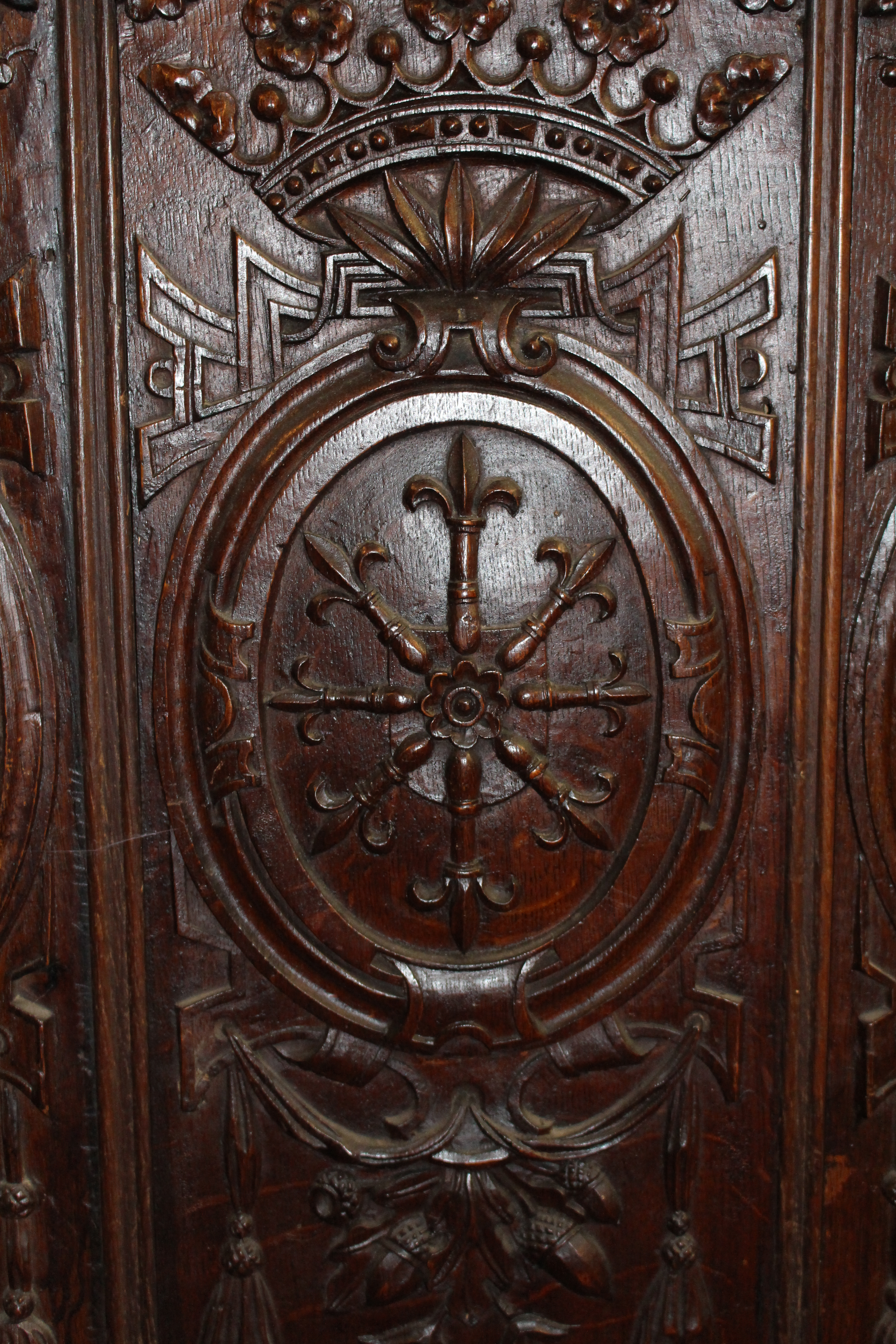 The emblem of Cleves