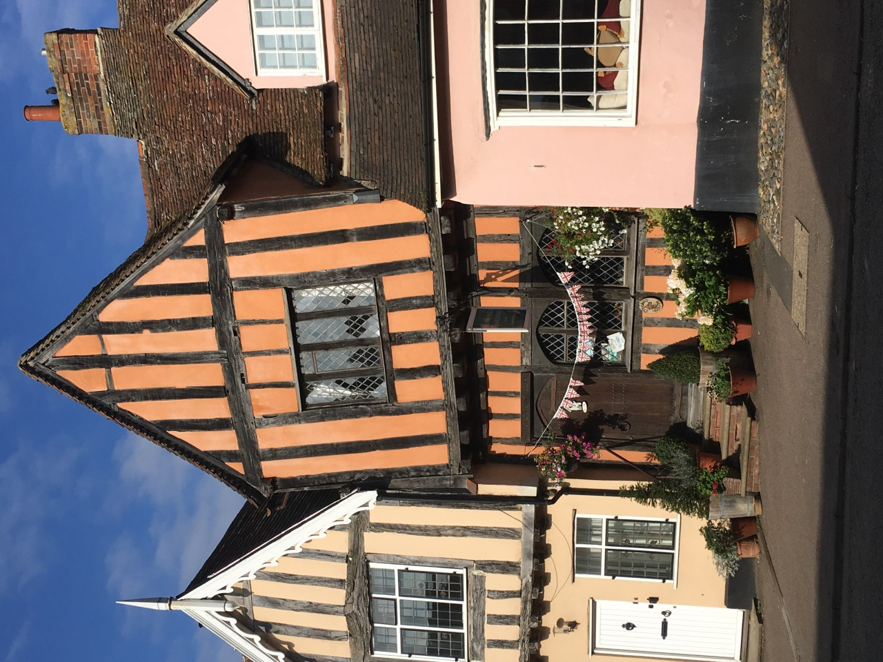 The Swan Inn at Lavenham