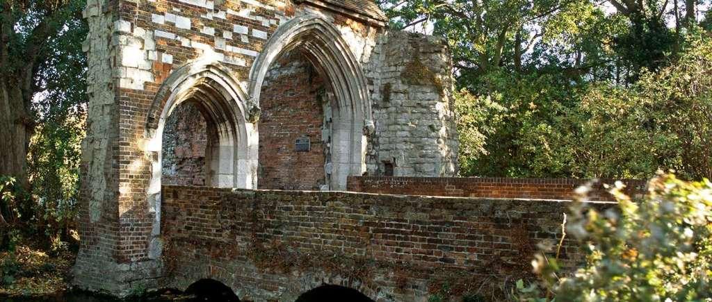 Tudor Waltham Abbey