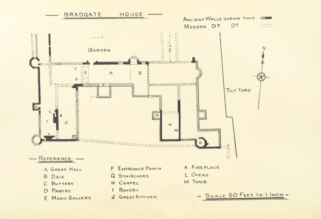 Bradgate House