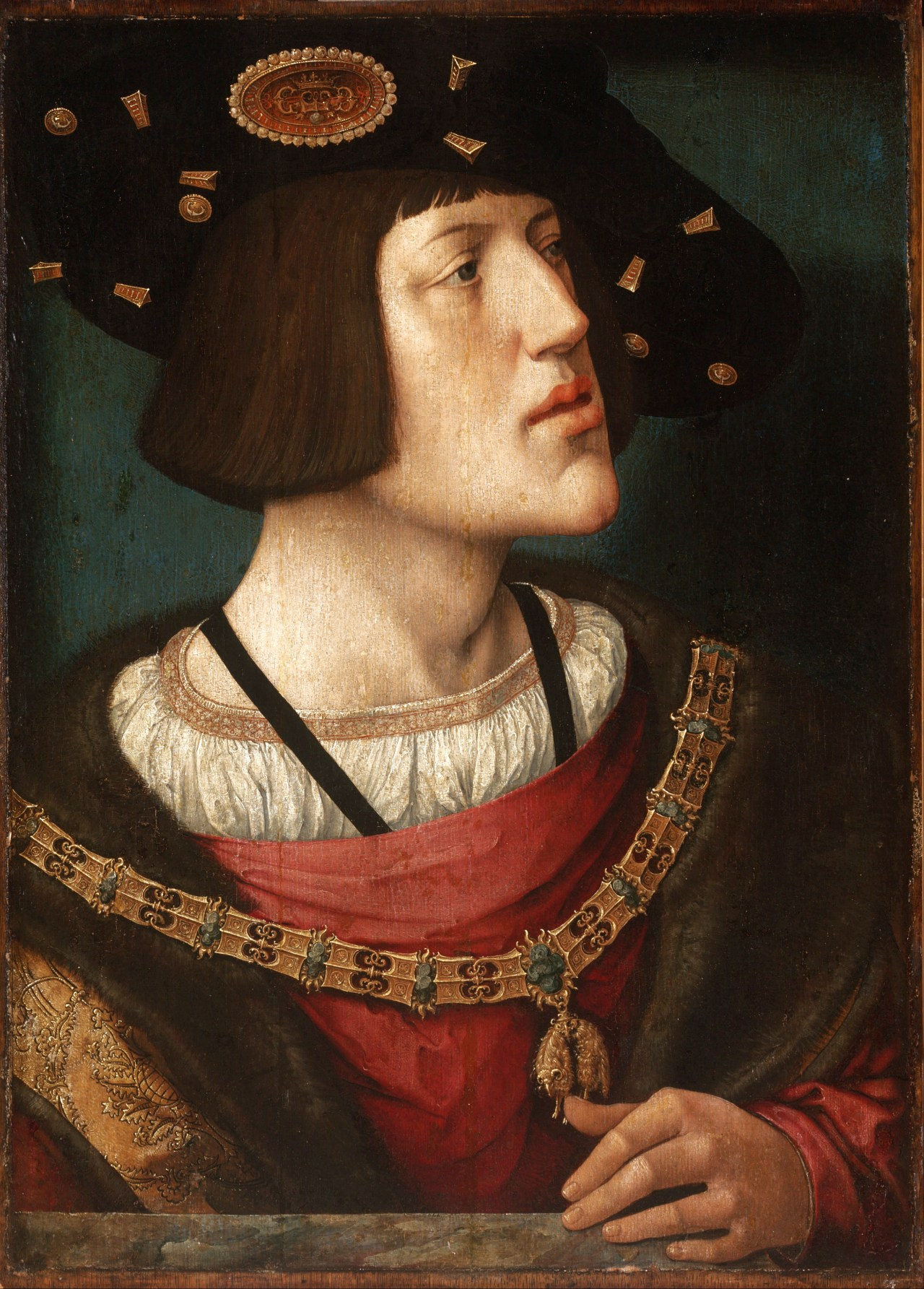 Charles V, Holy Roman Emperor and rival of Henry VIII