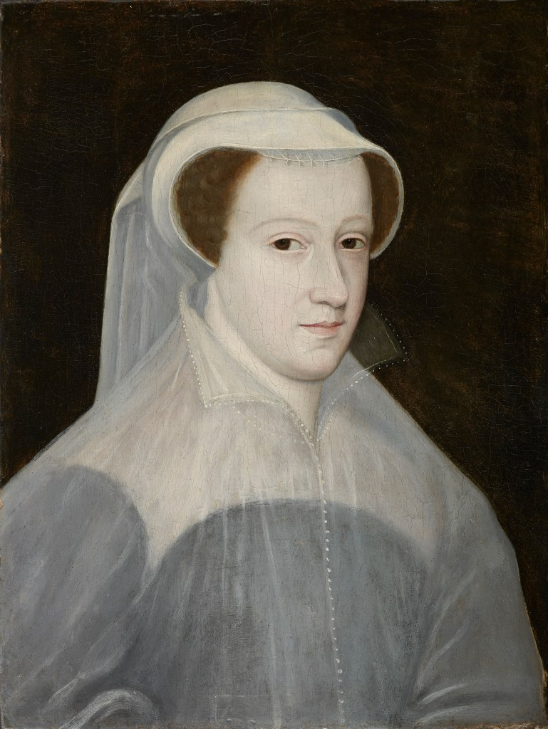 Painting of Mary, Queen of Scots